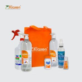 Kit de limpieza y desinfección