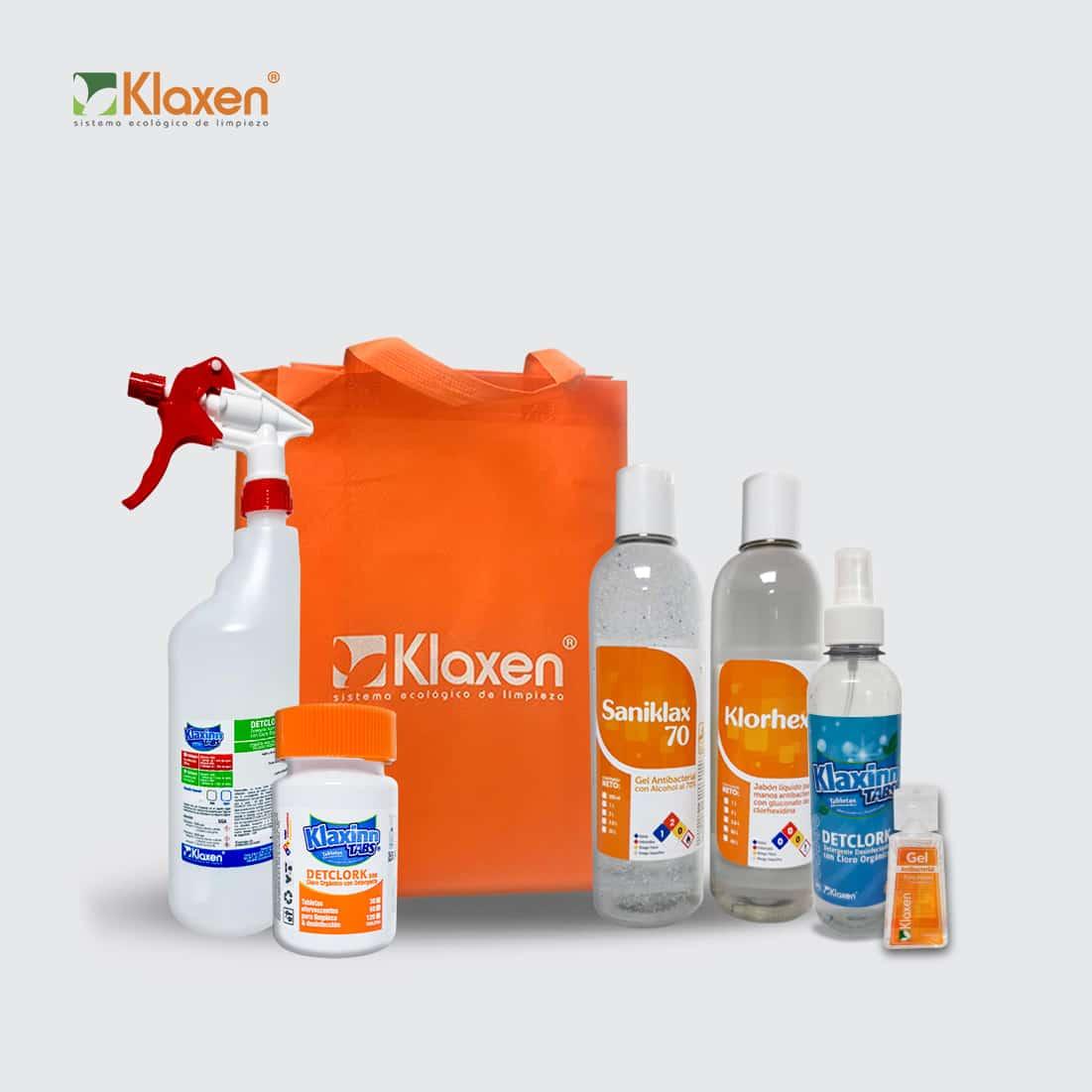 Kit de limpieza y desinfección 500 ml