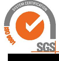 Certificación ISO SGS Klaxen - Productos de Limpieza y Desinfección