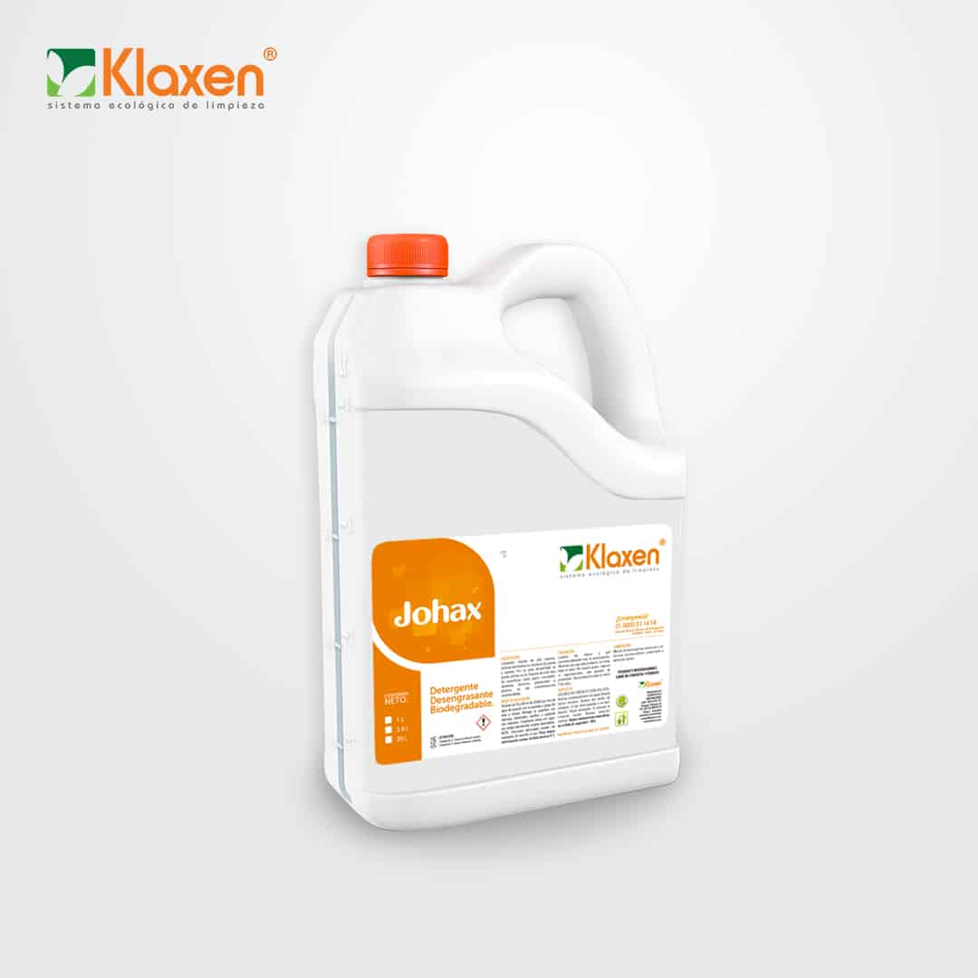 Detergente Desengrasante Johax – Galón