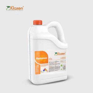 Pentamon: Desinfectante a base de amonios cuaternarios para superficies y ambientes – 3.8 litros